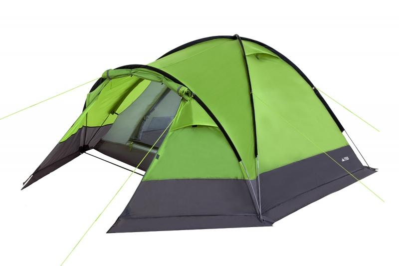 """Двухслойная двухместная палатка """"Zermat 2"""" Trek Planet"""