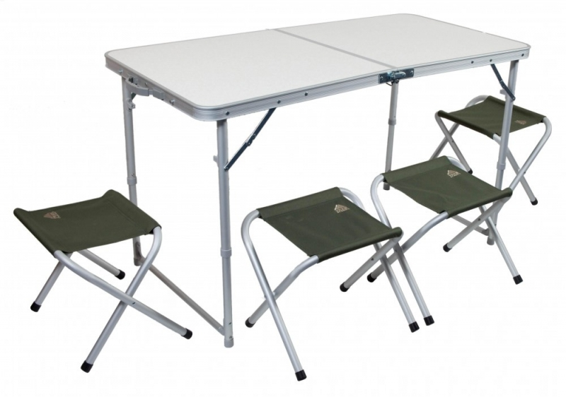 Комплект складной мебели TREK PLANET EVENT set 120