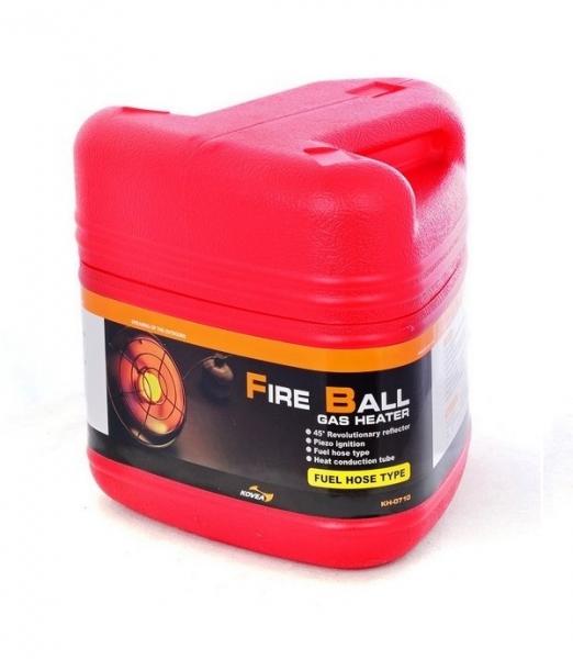 Обогреватель газовый KOVEA Fire Ball 900 Вт