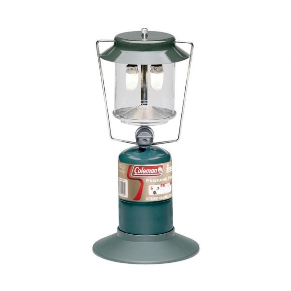 Газовая лампа Coleman 2-Mantle Propane Lantern
