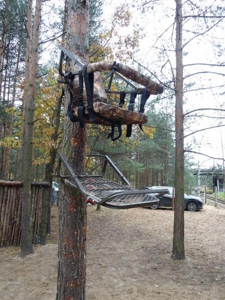 Лабаз-самолаз ShotTime Treestand