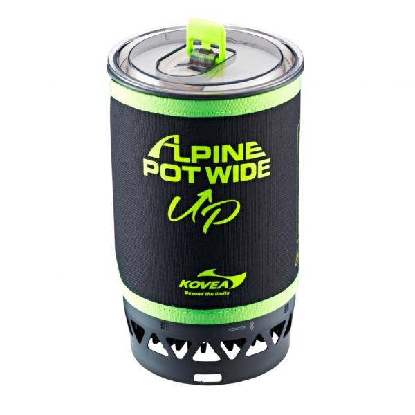 Система приготовления пищи Kovea Alpine Pot Wide New