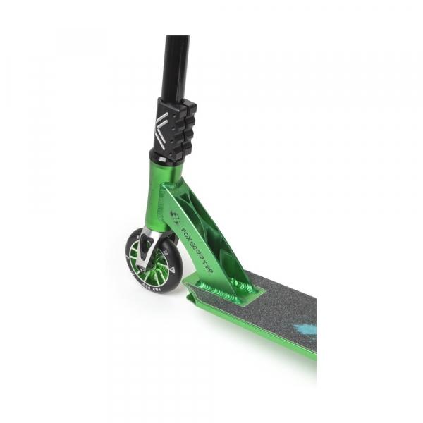 Самокат Fox Pro Luck Зелёный