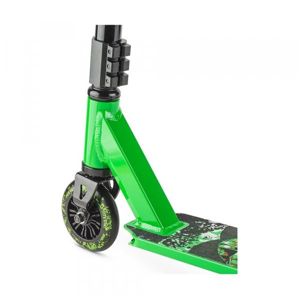 Самокат Fox Pro Raw 01 Зелёный