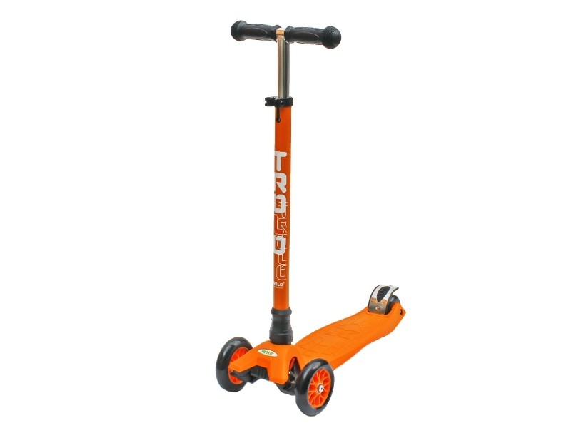 Самокат TROLO Maxi Оранжевый