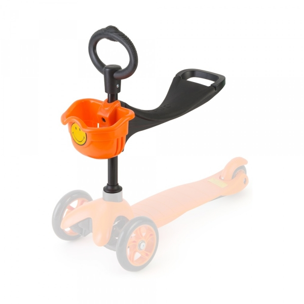Сиденье для самоката TROLO Mini Оранжевое