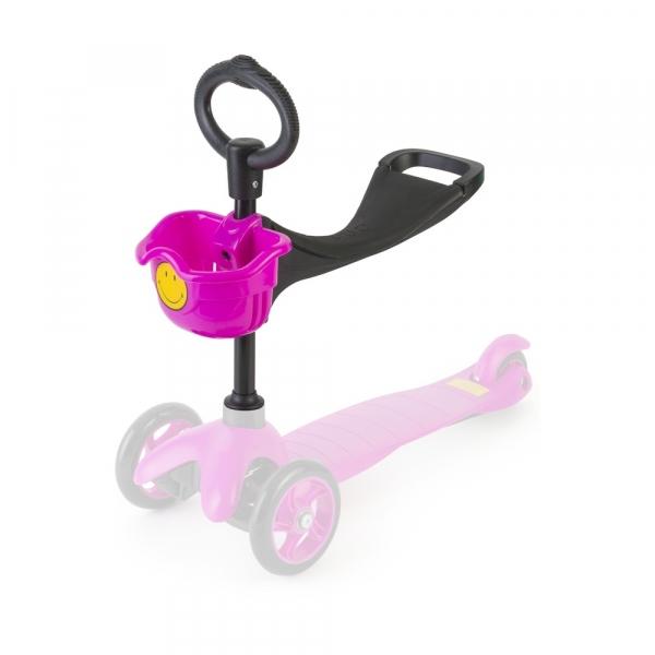 Сиденье для самоката TROLO Mini Розовое