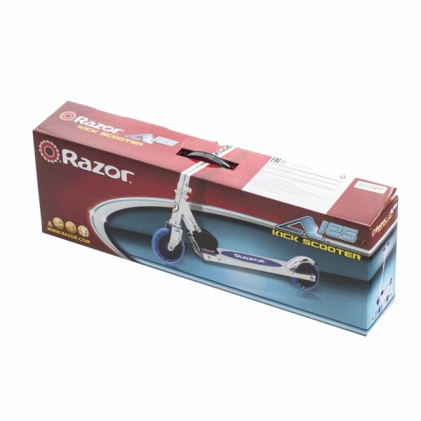 Детский самокат Razor A125 (GS) German Standart Розовый
