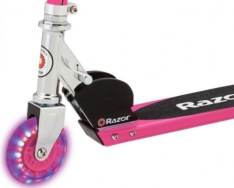 Самокат Razor S Spark Scooter Розовый