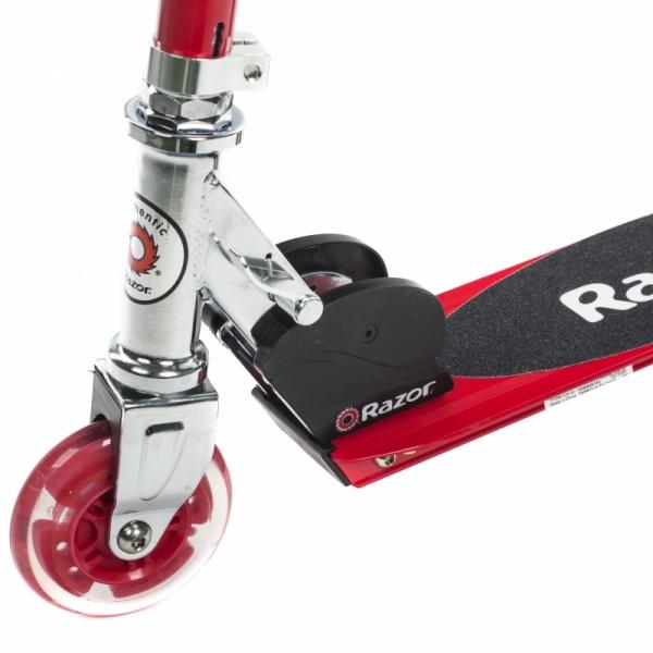 Самокат Razor S Spark Scooter Красный