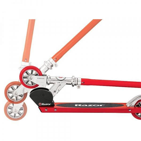 Самокат Razor S Scooter Красный