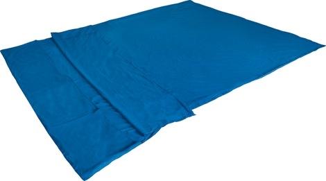 Вкладыш в двухспальный спальник-одеяло High Peak Cotton Inlett Double