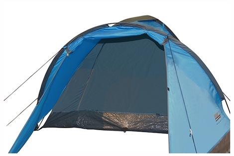 Трехместная туристическая палатка с тамбуром High Peak Ontario 3