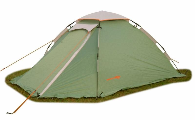 Туристическая палатка автомат World of Maverick MOBILE