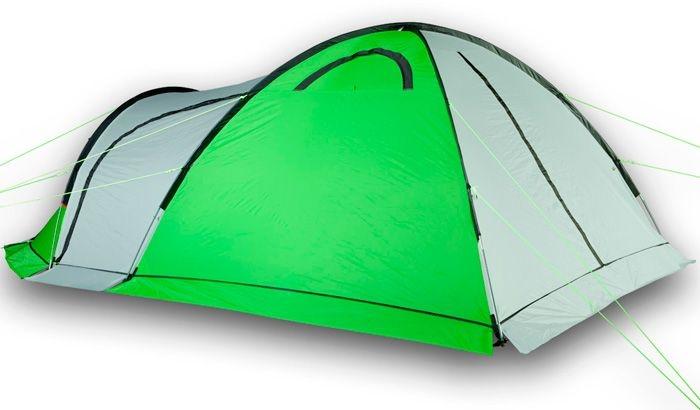 Туристическая палатка World of Maverick Ideal Comfort Alu