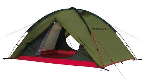 Туристическая трехместная палатка Woodpecker High Peak