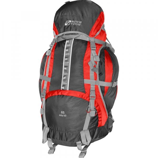 Рюкзак для трекинга Альфа 65 v2