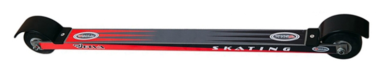 Лыжероллеры для конькового хода Elva каучук d70 mm