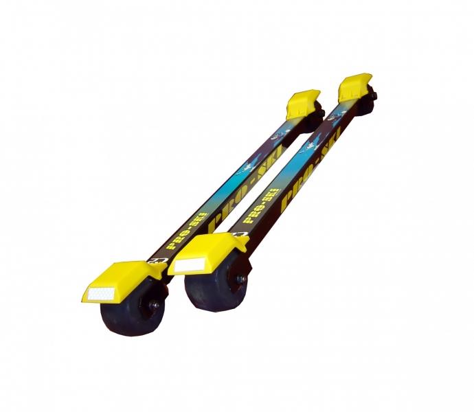 Лыжероллеры для классического хода PRO-SKI TECH