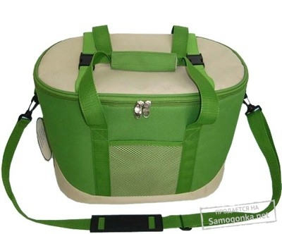 Изотермическая сумка-холодильник Green Glade 25л.