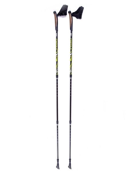 Палки для скандинавской ходьбы Finpole GEO T3 100% Carbon