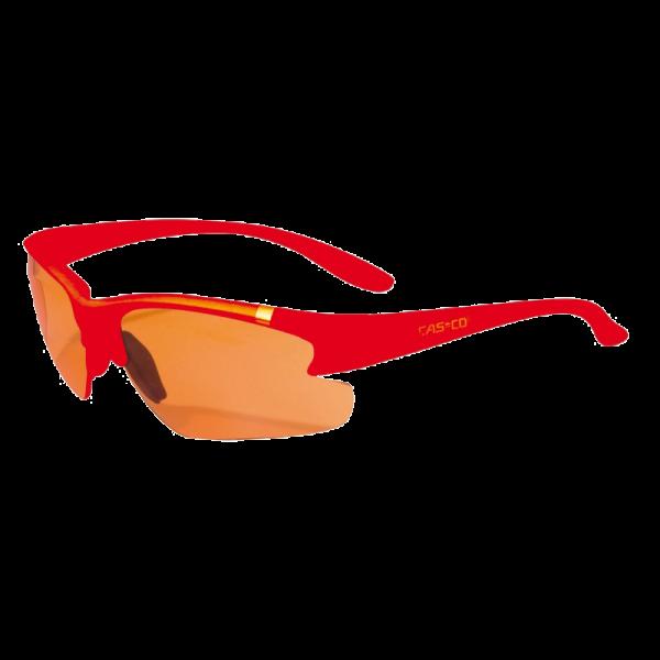 Очки спортивные  Casco SX-20 Polarized bright orange