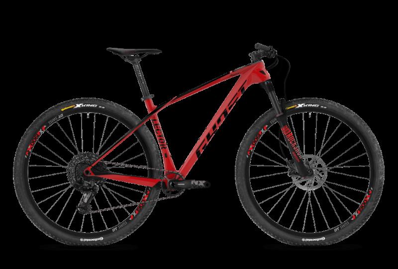 Велосипед Ghost (2019) Lector 3.9 СL red-black (50 см)