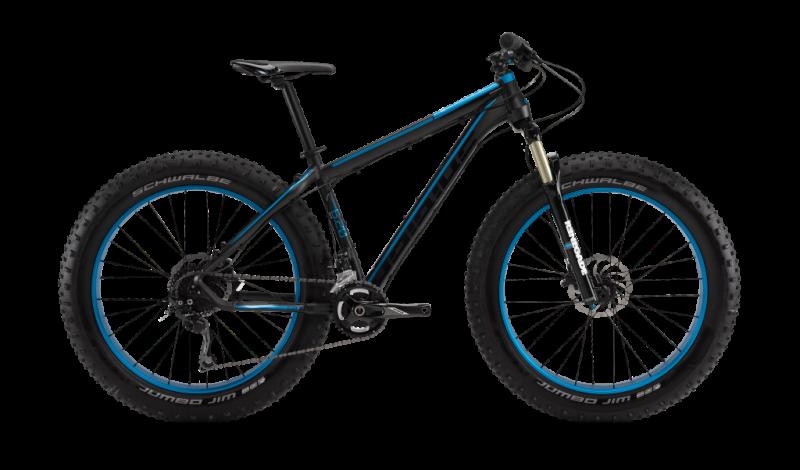 Велосипед Haibike (2016) Fatcurve 6.20 (45 см)