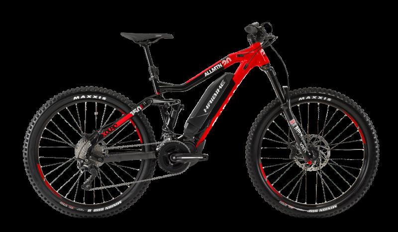 Электровелосипед Haibike (2019) Xduro AllMtn 2.0 (47 см)