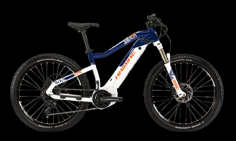 Электровелосипед Haibike (2019) Sduro HardSeven 5.0 (48 см)