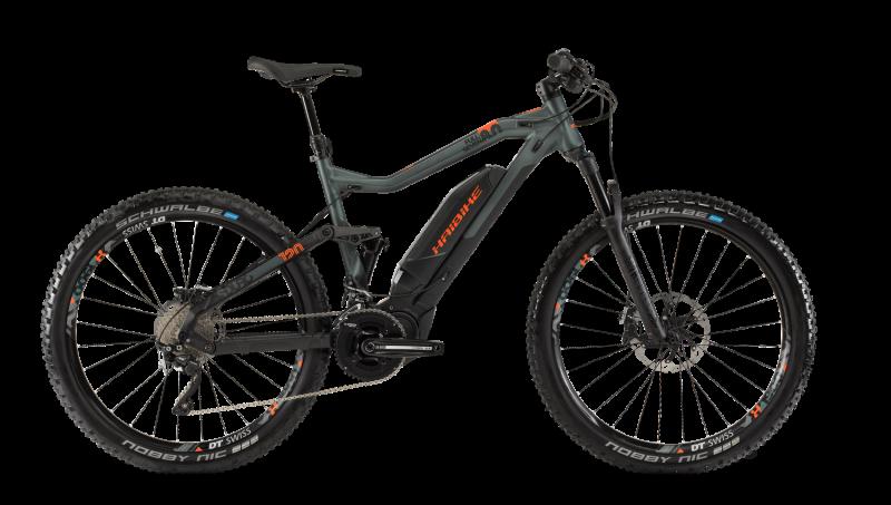 Электровелосипед Haibike (2019) Sduro FullSeven 8.0 (48 см)