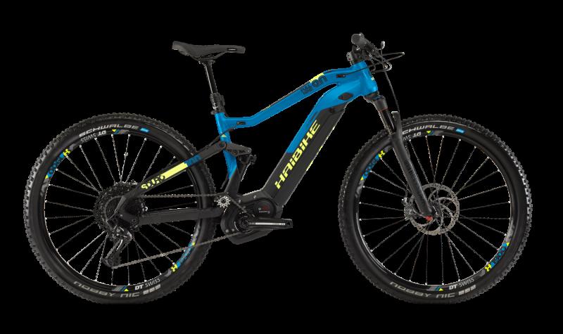 Электровелосипед Haibike (2019) Sduro FullNine 9.0 (44 см)