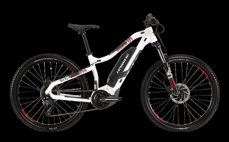 Электровелосипед Haibike (2019) Sduro HardSeven Life 1.0 (38 см)