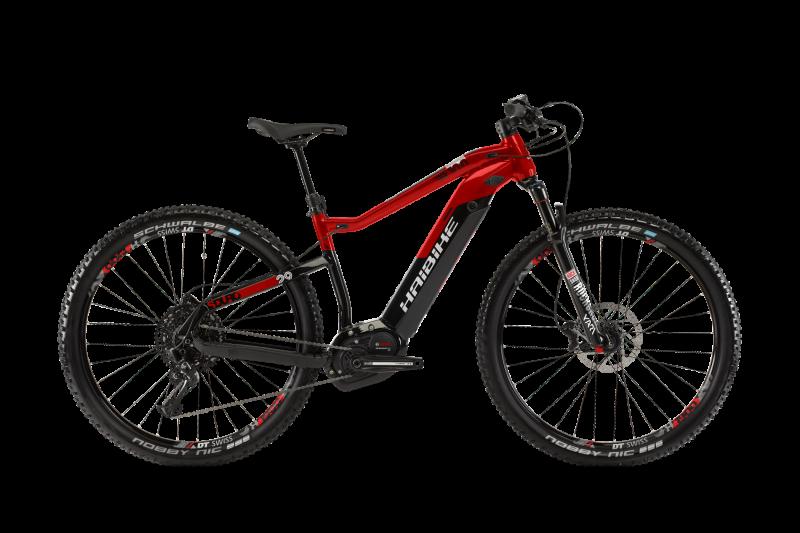 Электровелосипед Haibike (2019) Sduro HardNine 10.0 (48 см)