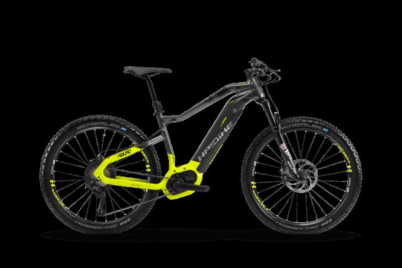 Электровелосипед Haibike (2018) Sduro HardSeven 9.0 500Wh 11s XT (52 см)