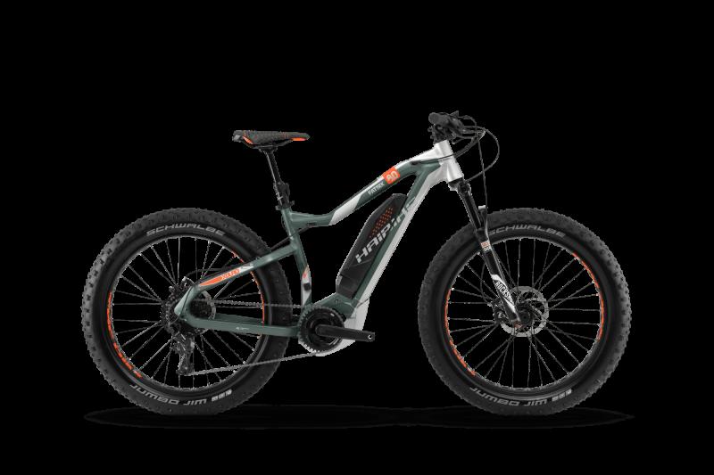 Электровелосипед Haibike (2018) Xduro FatSix 8.0 500Wh 11s NX (50 см)