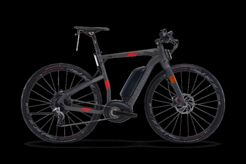 Электровелосипед Haibike (2017) Xduro Urban S 5.0 500Wh 11s Rival (59 см)