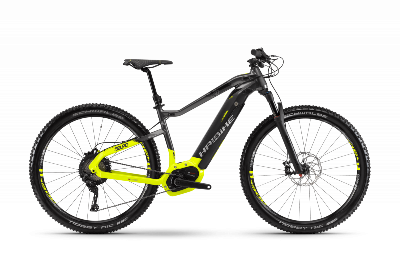 Электровелосипед Haibike (2018) Sduro HardNine 9.0 500Wh 11s XT (52 см)