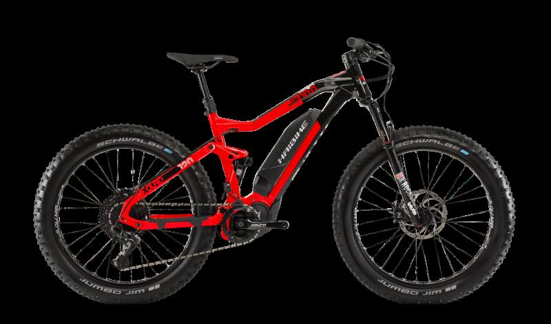 Электровелосипед Haibike (2019) Xduro FullFatSix 10.0 (42 см)