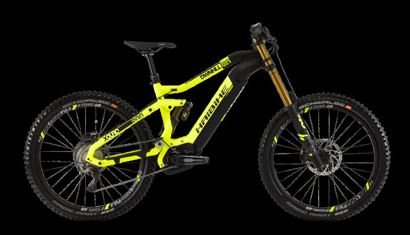 Электровелосипед Haibike (2019) Xduro Dwnhll 9.0 (42 см)