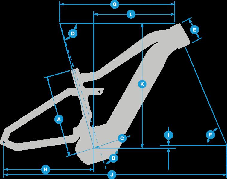 Электровелосипед Haibike (2019) Sduro FullSeven LT 5.0 (40 см)