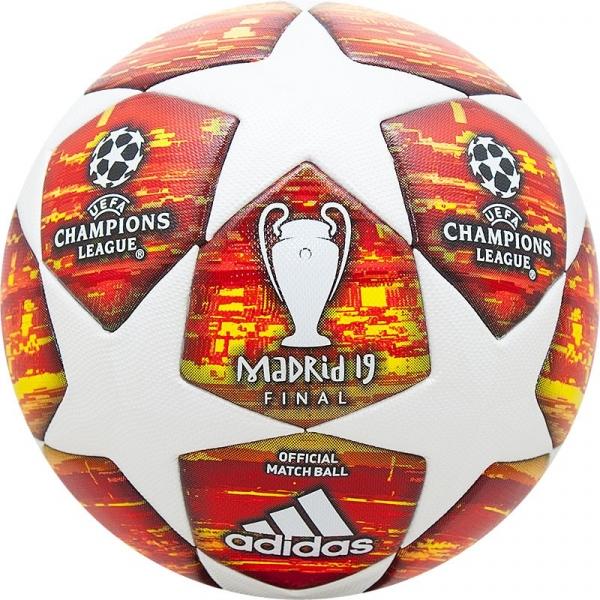 Мяч футбольный ADIDAS Finale 19 Madrid OMB