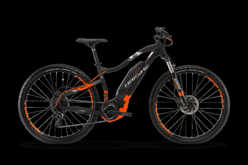 Электровелосипед Haibike (2018) Sduro HardNine 2.0 400Wh 11s NX (45 см)