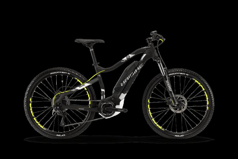 Электровелосипед Haibike (2018) Sduro HardSeven 1.0 400Wh 9s Altus (50 см)