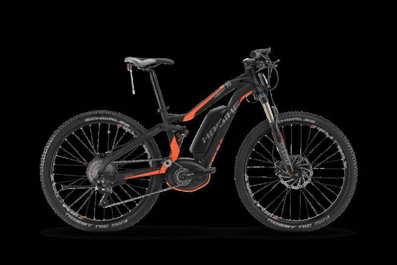 Электровелосипед Haibike (2017) Xduro FullSeven S 7.0 (45 см)