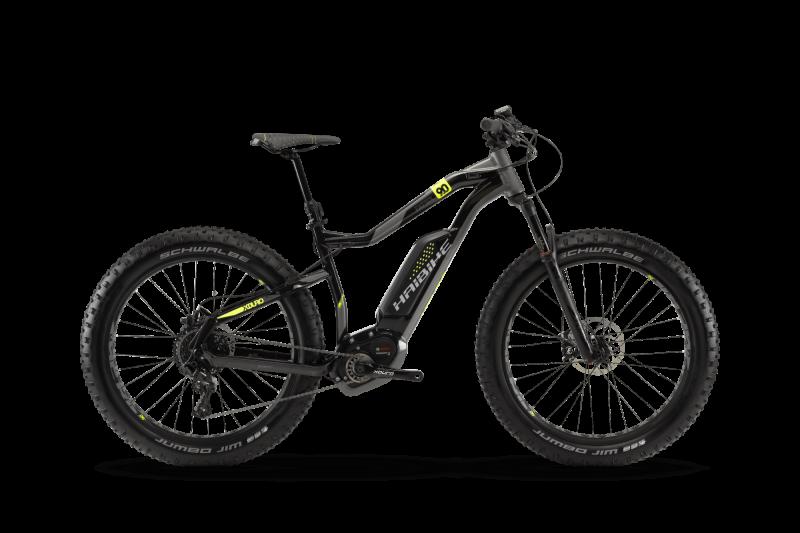 Электровелосипед Haibike (2018) Xduro FatSix 9.0 500Wh 11s NX (40 см)