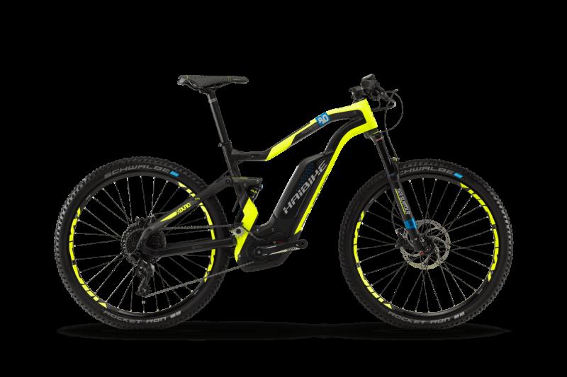 Электровелосипед Haibike (2018) Xduro FullSeven Carbon 8.0 500Wh 11s NX (50 см)