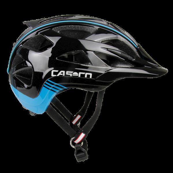 Велошлем Casco Activ 2 black-blue