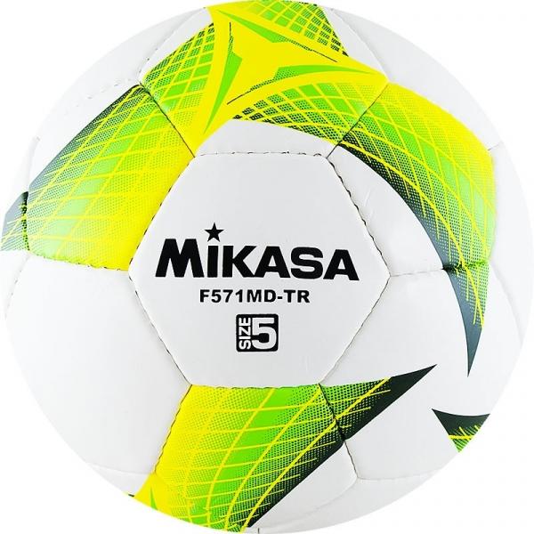 Мяч футзальный MIKASA F571MD-TR-G