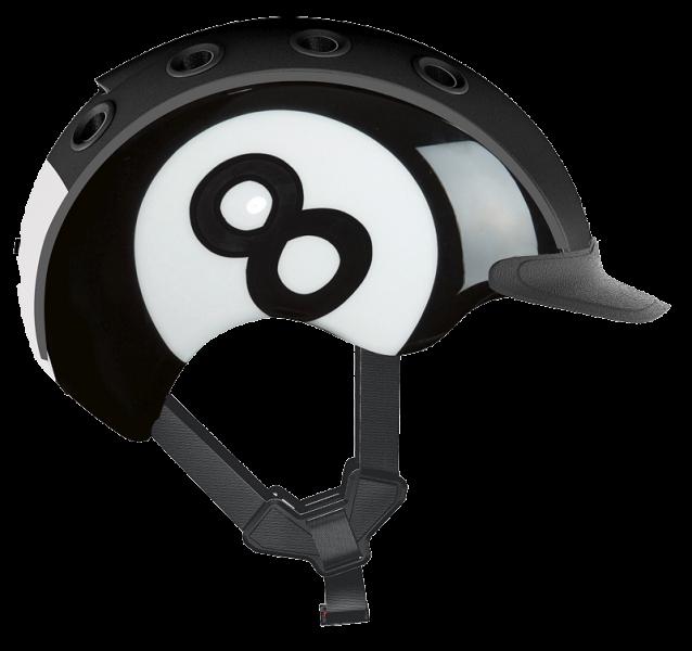Велошлем Casco Mini 2 Nr.8 black